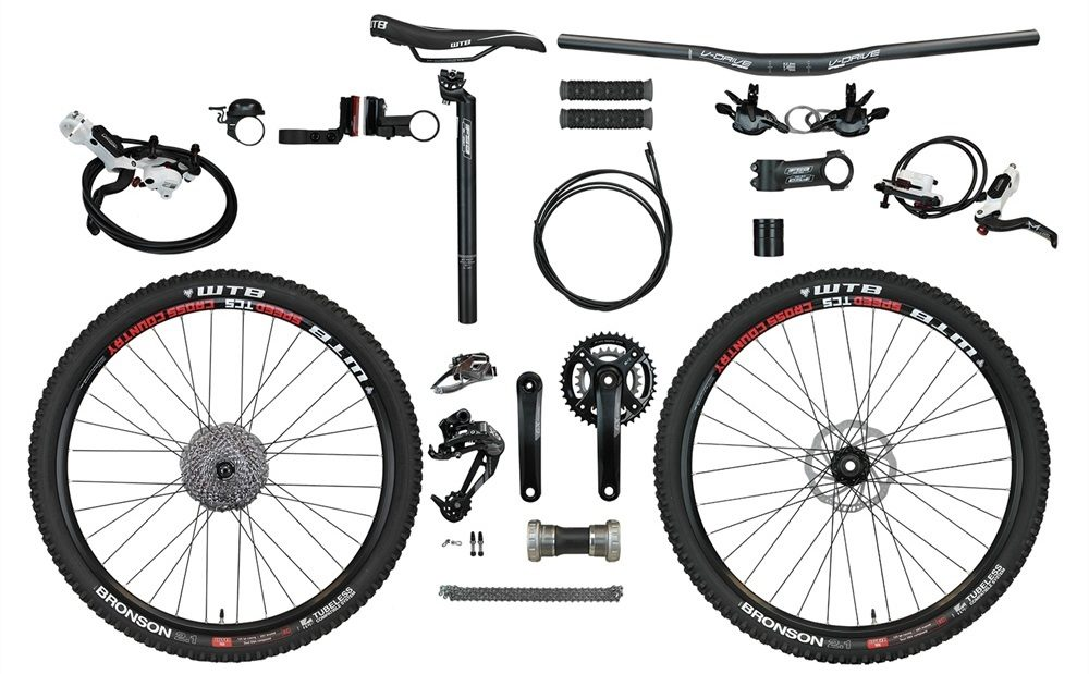 Budget Road Bike Build