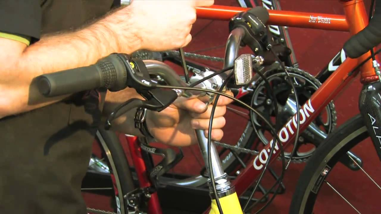 How to Raise Handlebars on a Mountain Bike