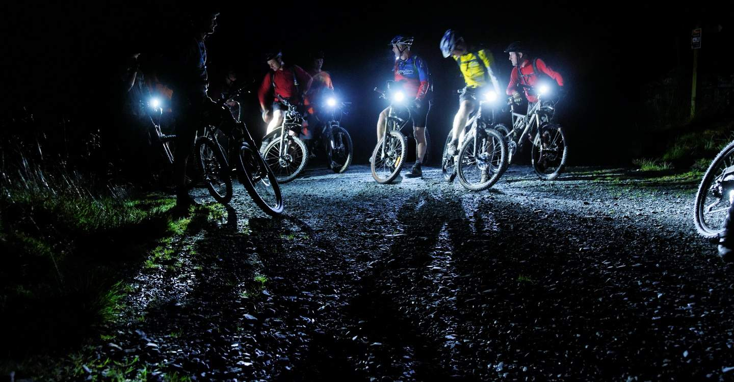bef633be23e Top 10 Best Lights for Mountain Biking at Night - Best Mtb Gear