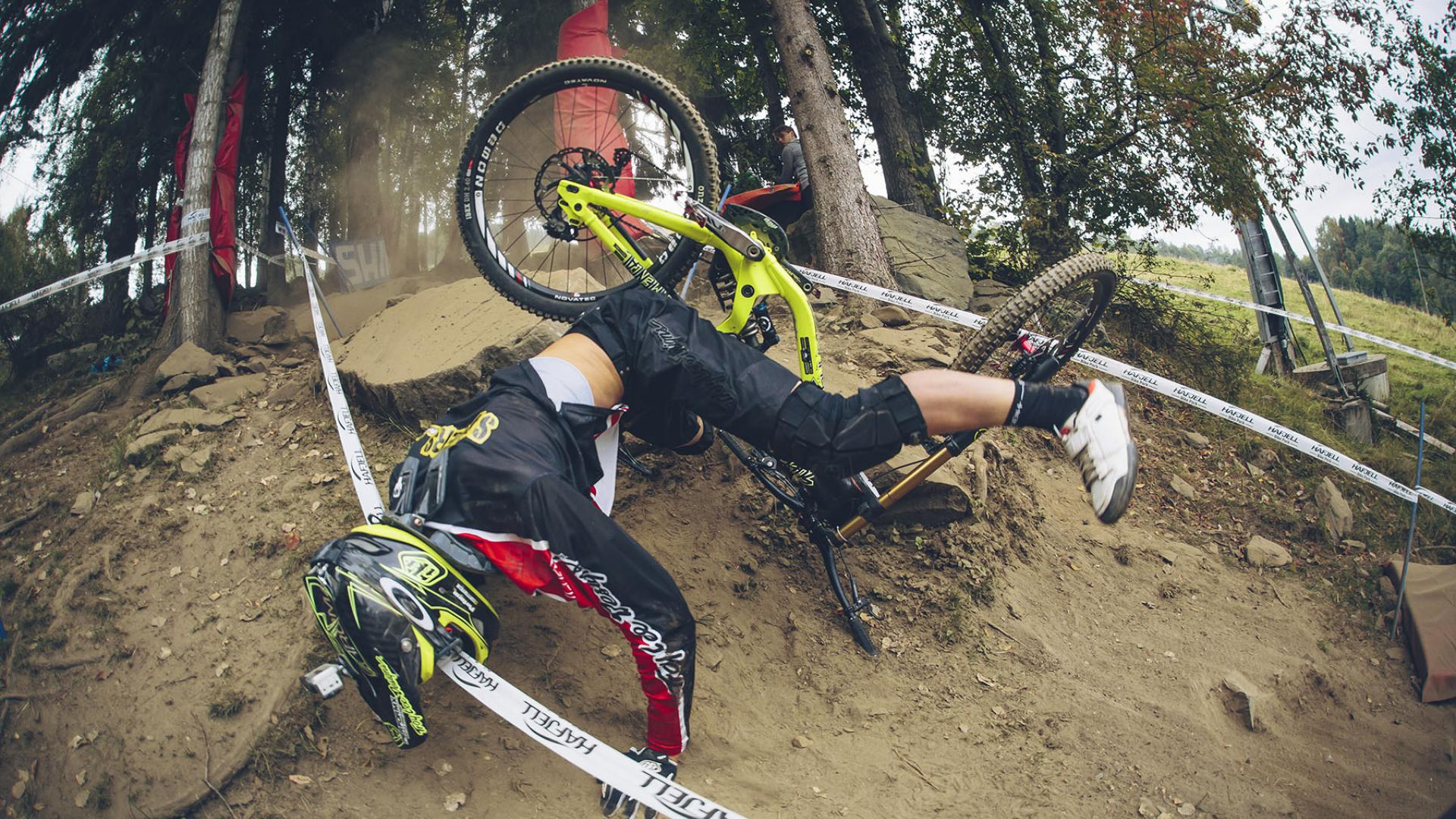 How to Treat Mountain Bike Injuries
